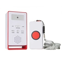 Wireless Alert Alarm w Remote
